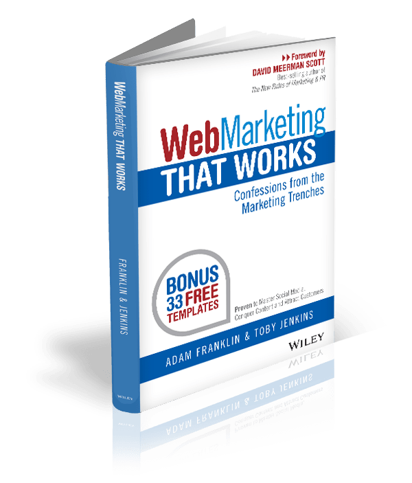 BookCover - Web Marketing That Works
