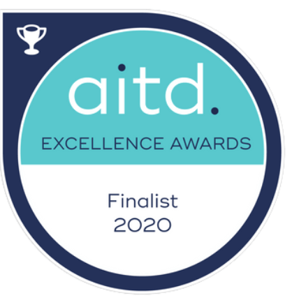 AITD Excellence Awards Finalist 2020