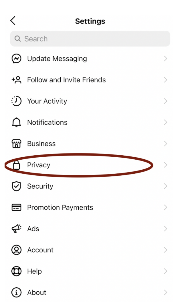 Moderation Features Available with Instagram Business Account